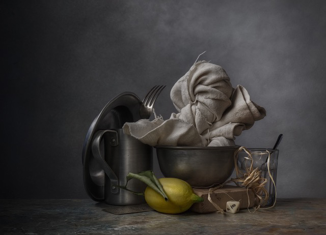 Christopher Broadbent | Still Life